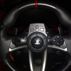 τιμονιερα hori apex racing wheel για ps3/4/5 και pc