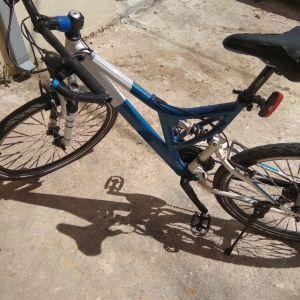 """Ποδήλατο matrix 26"""" full suspension"""