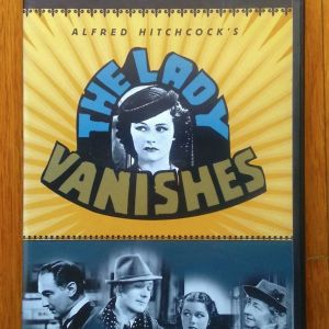The Lady vanishes Criterion collection dvd