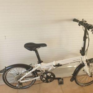 Ποδήλατο Dahon Vitesse P18 folding bike.