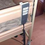 Ηλεκτρικό πολύσπαστο νοσοκομειακό κρεβάτι Trento 1,2 bariatric με στρώμα, αναρτήρα ελξης και αερόστρωμα κατακλίσεων κυψελωτό