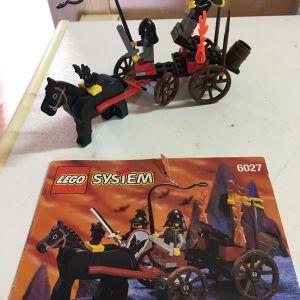 Lego 6027 και 6043
