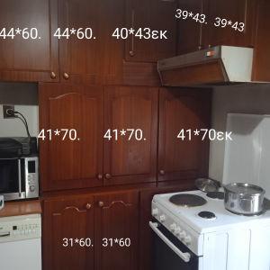 ντουλάπια κουζινας