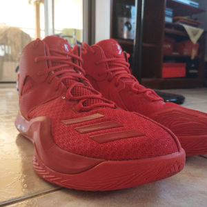Adidas Bounce basket shoes - παπούτσια αθλητικά μπάσκετ