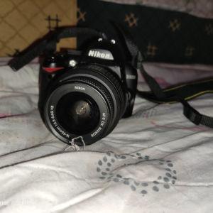 Κάμερα Nikon D3000
