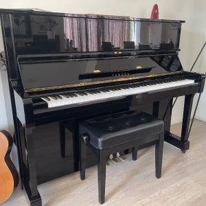 Πιάνο Yamaha U1G Reconditioned με Εγγύηση και Πιστοποιητικό  Γνησιότητας. Δώρο το κάθισμα και ο μετρονόμος, αξίας 200 ευρώ