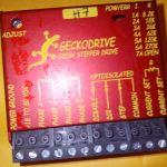 Πωλούνται  12 καινούρια Geckodrive G203V stepper drives