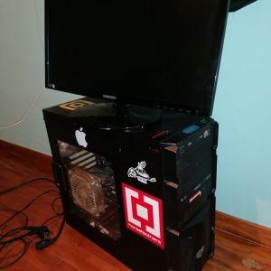 FX BUDGET GAMING PC + ΔΩΡΟ Samsung monitor 22'' + Razer Deathadder gaming mouse
