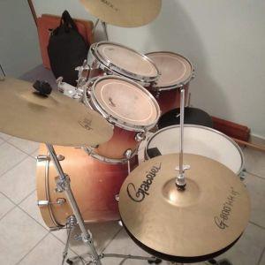 Drums set , Gabriel