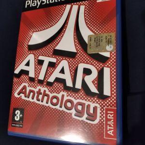 Atari Anthology για PS2 (no english)