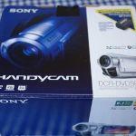 SONY DCR - DVD 506E. JAPAN.