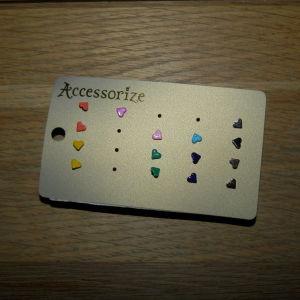 ολοκαινουργια σκουλαρικια accessorize