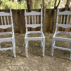 Καρέκλες 1960 χωρίς κάθισμα γερές