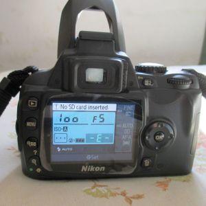 Nikon D 40 DSLR