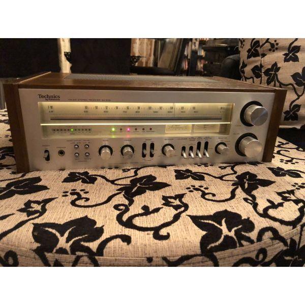 polite o radioenischitis  TECHNICS SA-600