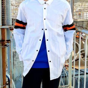 Πουκάμισο λευκό Zara XL - καινούριο!