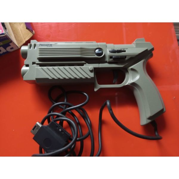 pistoli predator logic3 Sega Saturn Virtua Light Gun