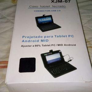 Θηκη Tablet 7 Ιντσων Με Πληκτρολογιο