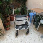 περιπατητής τροχηλατος (αναπηρικο)