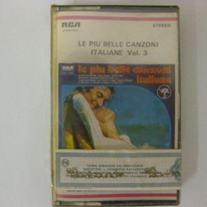LE PIU BELLE CANZONI ITALIANE VOL.3-VARIOUS - ΚΑΣΕΤΑ