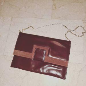 vintage τσάντα φάκελος