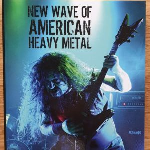 New Wave of American Heavy Metal by Garry Sharpe-Young