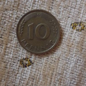 1949 10 pfennig