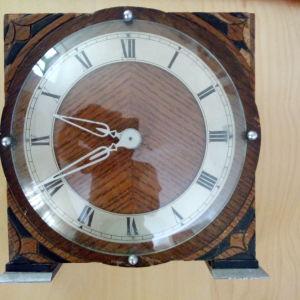 8 ήμερο επιτραπέζιο ρολόι.