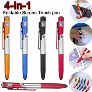 4 σε 1 πολλαπλών λειτουργιών στυλό αφής-Multi-function Touch Pen