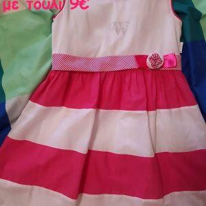 Φόρεμα 6 ετών καλοκαιρινό