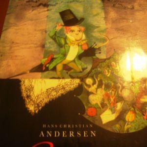Hans Christian Andersen. Cantes- Grund- Paris 1969