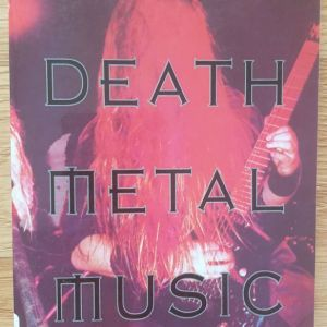 Death Metal Music by Natalie J. Purcell