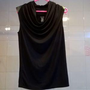 Μπλουζάκι μαύρο Calvin Klein