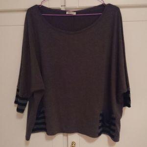 Χειμερινή λεπτή μπλούζα
