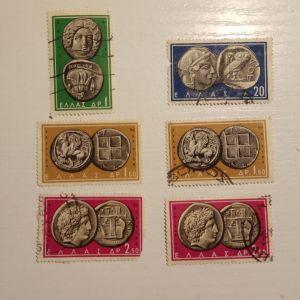 Ελληνικα γραμματοσημα