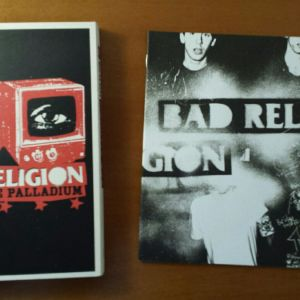Social Distortion & Bad Religion  concerts Dvd