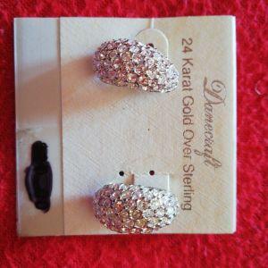 Σκουλαρίκια καινούρια δώρο από Νέα Υόρκη