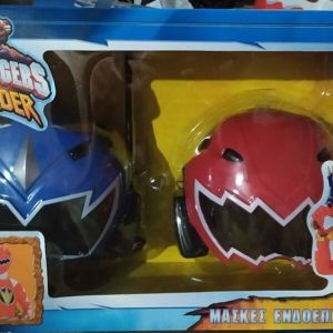 Power Rangers Dino Thunder  μασκες ενδοεπικοινωνιας