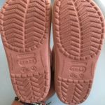 Crocs παιδικές παντόφλες ροζ