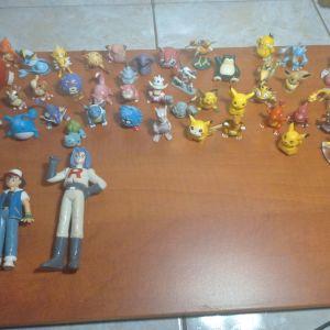 Pokemon Figures(Tomy+Nintendo)