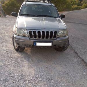 Jeep Grand Cherokee ΑΕΡΙΟ(lpg)-ΒΕΝΖΙΝΗ