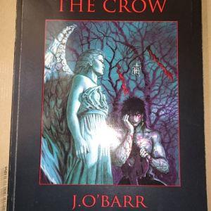 Βιβλίο κόμικ The crow - J.O'Barr
