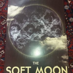 """Συλλεκτική Αφίσα """"The Soft Moon"""""""