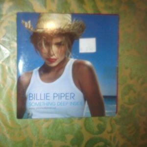 CD S ΣΦΡΑΓΙΣΜΕΝΟ-BILLIE PIPER-SOMETHING DEEP INSIDE