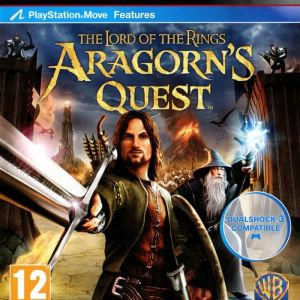 PS3 Game -THE LORD OF THE RINGS ARAGORNS QUEST