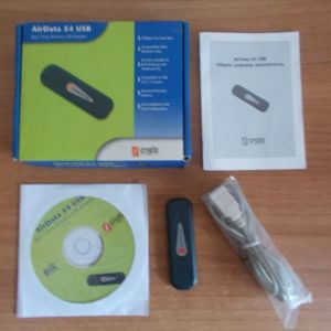 Crypto AirData 54 wireless USB adapter