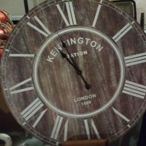 Ρολόι τοίχου - wall clock, μεγάλο