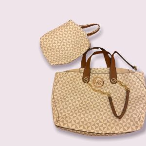 Τσάντα μεγάλη με τσαντάκι