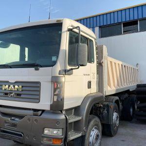 Φορτηγο MAN TGA41.480