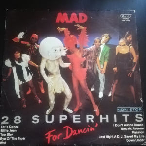 MAD - 28 Superhits for dancing